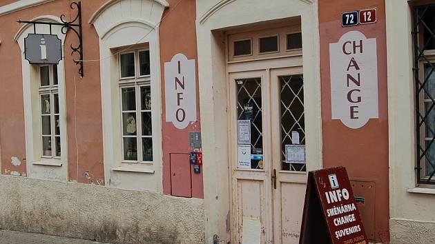Loketské infocentrum.