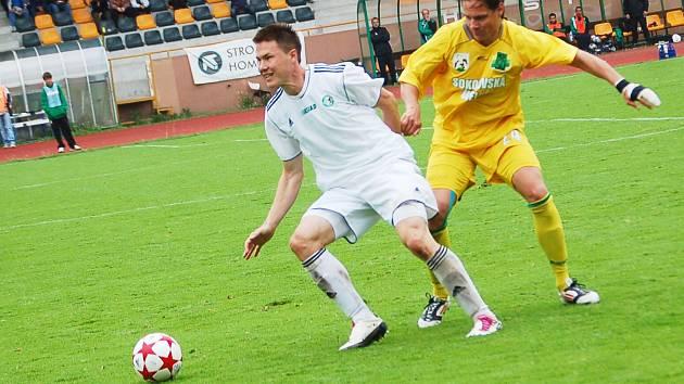 II. fotbalová liga: FK Baník Sokolov - FK Baník Most