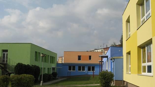 Areál mateřské školy