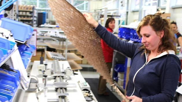 Německá firma Hachtel rozšíří v Kraslicích výrobní prostory.