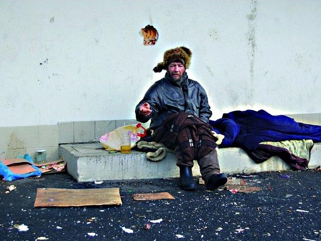 Bezdomovci.