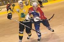 II. hokejová liga: Baník Sokolov - Děčín