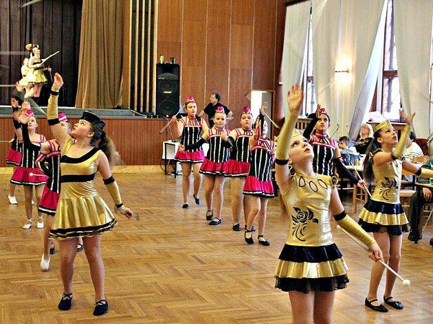 Taneční skupina Impuls