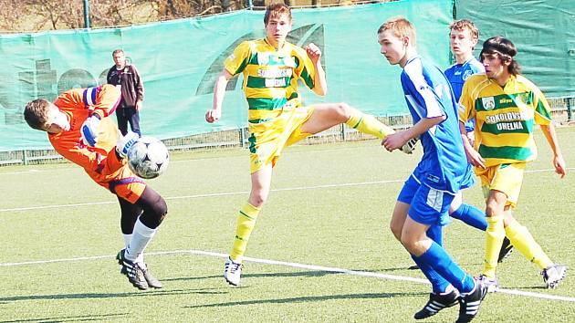 Česká liga žáků U15: Sokolov - Ústí nad Labem