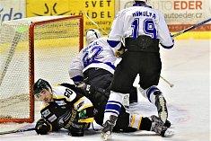 Skupina Západ druhé hokejové ligy má o víkendu na programu své 33. kolo