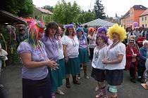 Účast na Staročeských májích přislíbily i Vesnický mažoretky z Nového Kostela