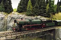 V Sokolově budou k vidění železniční modely.
