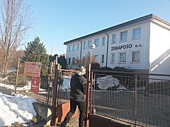 Byty se vybudují v objektu, kde sídlí i Zdraposo.