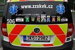 Nové vozidlo Škoda Yeti