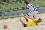 Mistrovství České republiky v plážové kopané žen