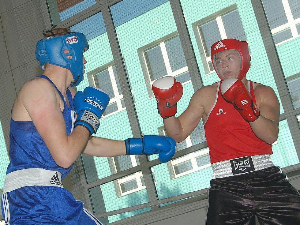 Mezinárodní Velká cena Sokolovské uhelné a města Sokolova v boxu juniorů