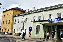 Sokolovské nádraží