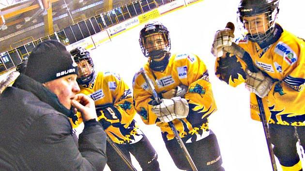 Hokejová střelnice by měla sloužit zejména mládežnickým klubům Baníku.