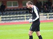 Ve 24. kole Fortuna národní ligy porazil na domácí hřišti FK Baník Sokolov hosty z Třince 1:0.