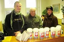 NA KONTO Tříkrálové sbírky dokázali dobrovolníci vykoledovat téměř 90 tisíc korun – o 11 tisíc víc než loni.