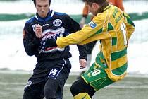 Přípravné utkání: FK Baník Sokolov - SK Kladno