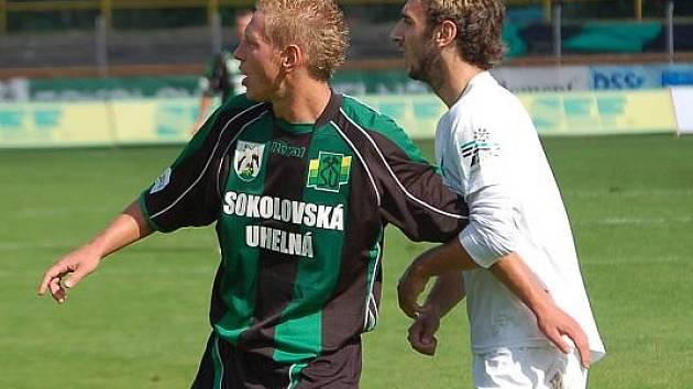 FK Baník Sokolov - FK Baník Most 1:1