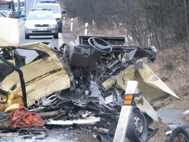 Tragická nehoda u Březové.