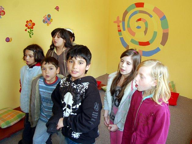 Při nácviku muzikálu mysleli pořadatelé nejen na dospívající mládež, ale šanci dali i těm nejmenším.