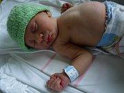 ONDRÁŠEK BÖHM z Josefova se narodil 28. března