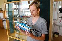 Výstava modelové železnice Sokolov