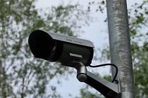 Kamerový systém nově hlídá podchod i park v Novém Sedle.