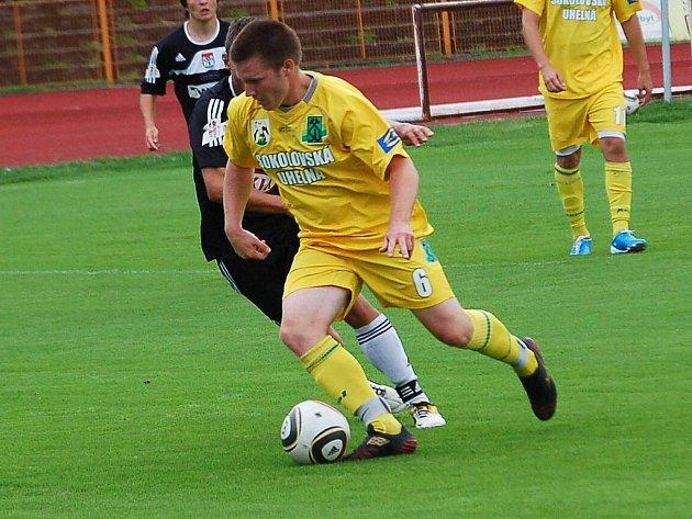 Ilustrační foto: FK Baník Sokolov U19