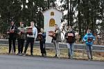 Na řehtačky nedají koledníci ze Šabiny dopustit