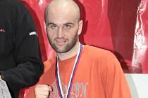 Petr Hodek na Slovakia Open 2012