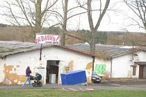 Zbylé objekty bývalých kasáren