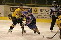 II. hokejová liga: Baník Sokolov - Klášterec