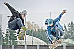 Sokolovský skatepark.