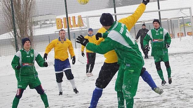 Zimní turnaj SSZS: Sokol Citice - Olympie Hroznětín