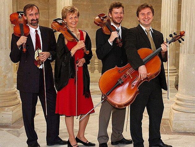 KONCERT. Smyčcové kvarteto PiKap Quartet.
