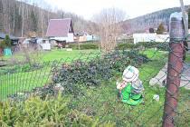 Zahradní kolonie, ilustrační foto.