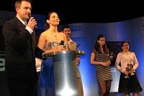 Nejúspěšnější sportovec roku 2008 - udílení ocenění.
