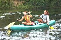 Den Ohře slaví vodáci už deset let