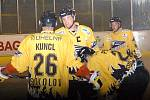 Hokejová příprava: HC Baník Sokolov - High 1