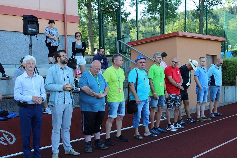 Setkání si nenechali ujít Březováci z Čech, Moravy i Slovenska.