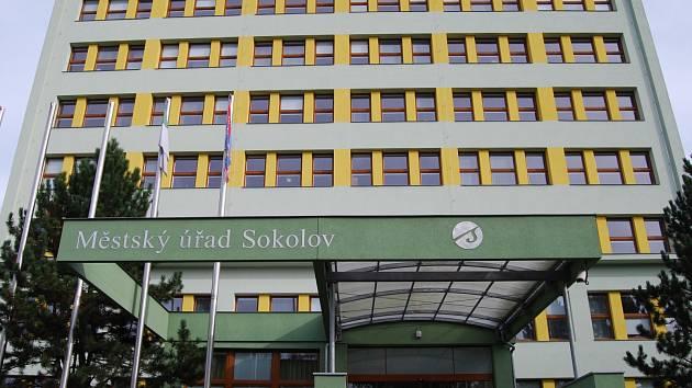 Sokolovská radnice