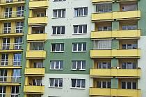 Nízkonákladové byty v Sokolově
