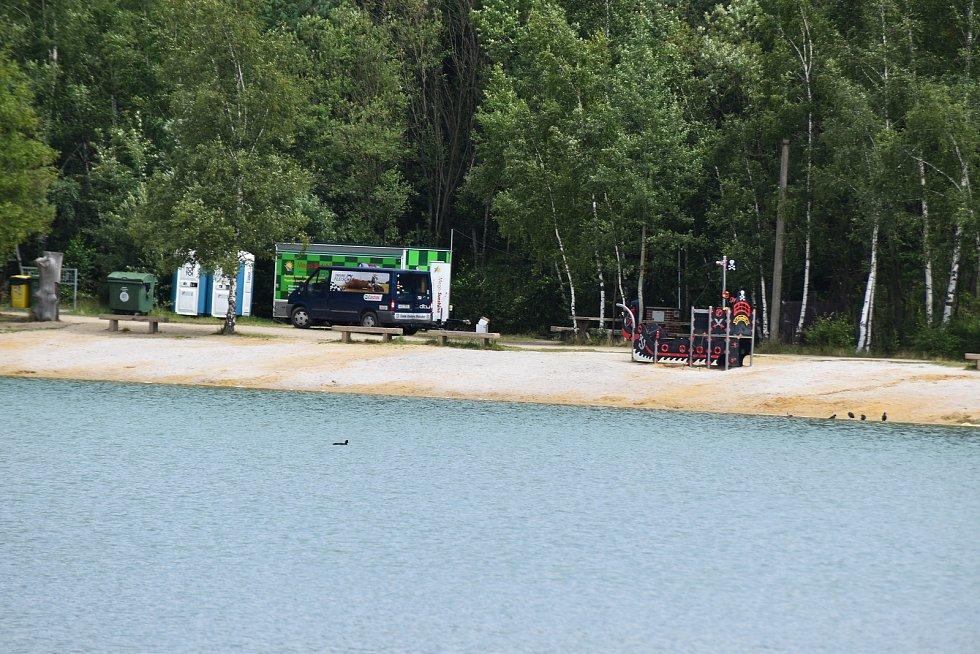 Záchranné body na Bílé vodě lákají zvědavce, policie vyjíždí mnohdy zbytečně