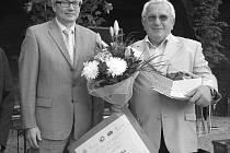 Josef Pavel (vlevo).