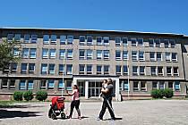 Budova bývalé 4.ZŠ v Sokolově
