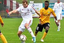 FNL: Fotbal Třinec - FK Baník Sokolov