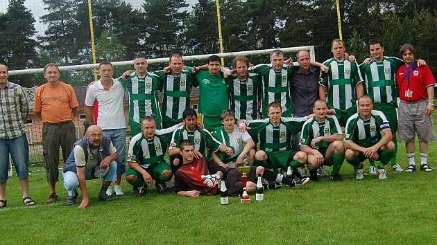 Sokol Citice, vítěz karlovarského krajského poháru 2010
