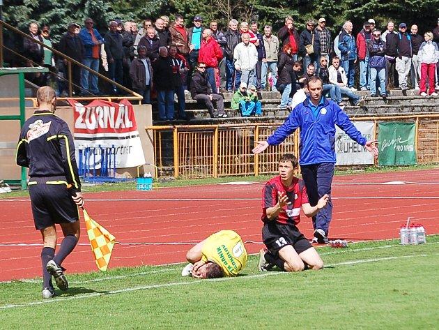 II. liga: Sokolov - Opava