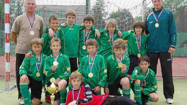 Žáci ze ZŠ Sokolov se probojovali na finále McDonald´s Cupu do Prahy.