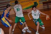 II. liga: BK Sokolov - BK Teplice