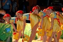 Taneční soutěž Emco Dance Life Tour 2010 v Sokolově.